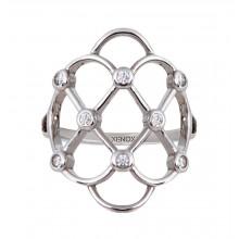 Xenox Silber Damenring XS3121-54