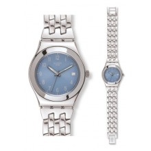 Swatch Irony Medium Follow Ways Light Blue YLS439G