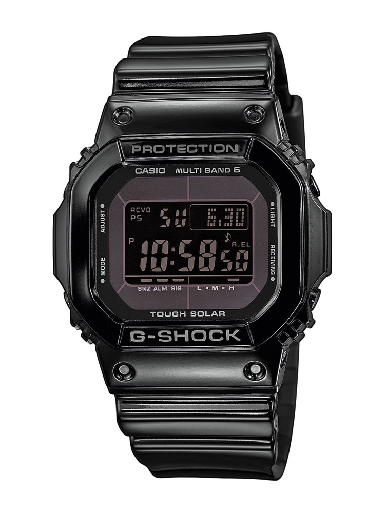 casio g shock funk solar herrenuhr gw m5610bb 1er digital. Black Bedroom Furniture Sets. Home Design Ideas