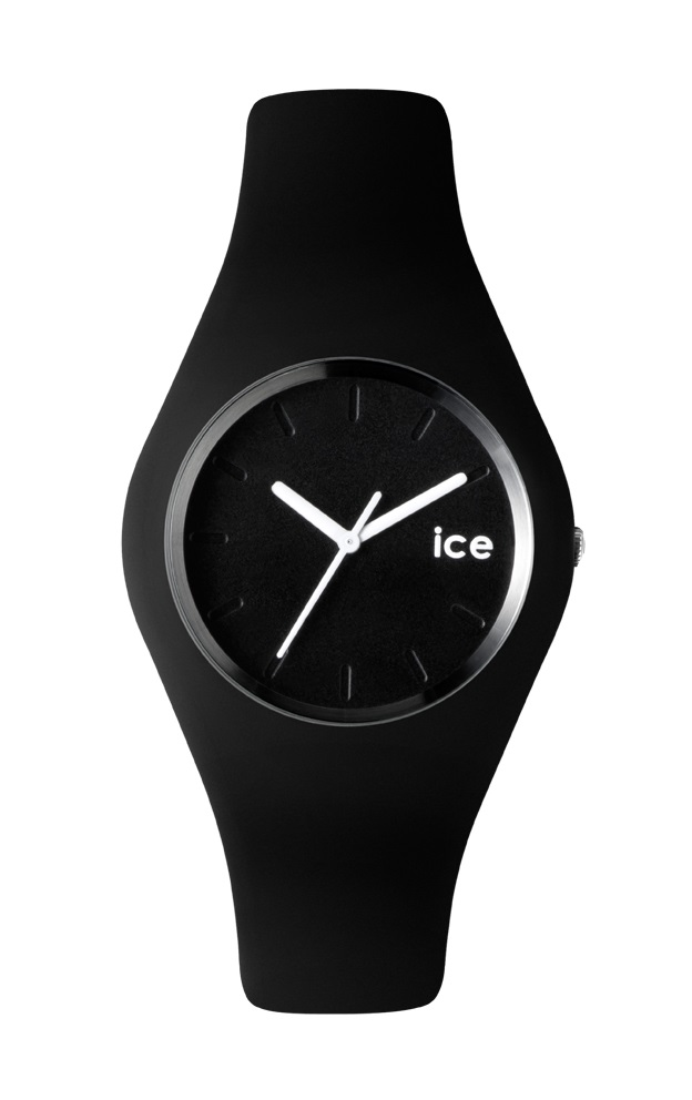 ice watch ola black small damenuhr ice bk s analog. Black Bedroom Furniture Sets. Home Design Ideas