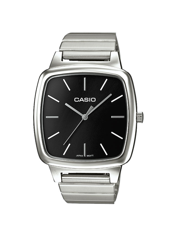 casio collection uhr ltp e117d 1aef analog silber ebay. Black Bedroom Furniture Sets. Home Design Ideas