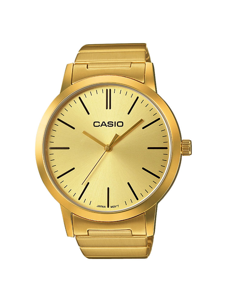 casio collection uhr ltp e118g 9aef analog gold ebay. Black Bedroom Furniture Sets. Home Design Ideas