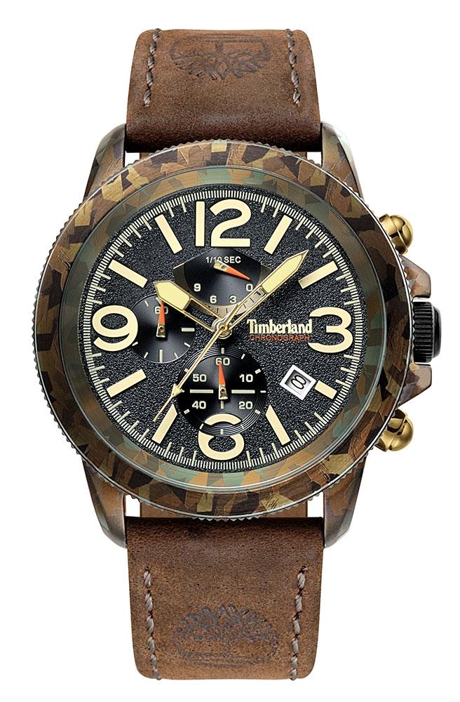 c1d486b95a9 Timberland Men s Watch Ashbrook TBL15474JSGN-02 Analogue Chronograph ...